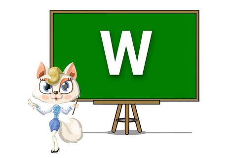 Teacher w