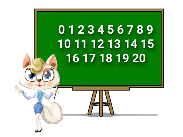 Teacher number banner