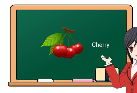 Teacher cherry