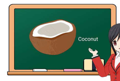 Teacher coconut