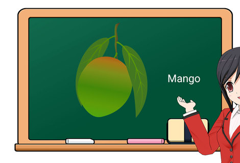 Teacher mango