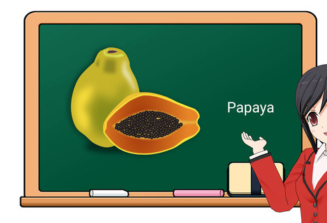 Teacher papaya