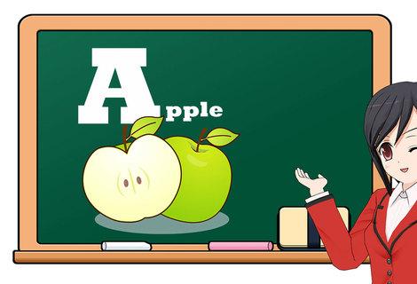 Teacher fruit a
