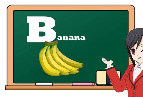 Teacher fruit b
