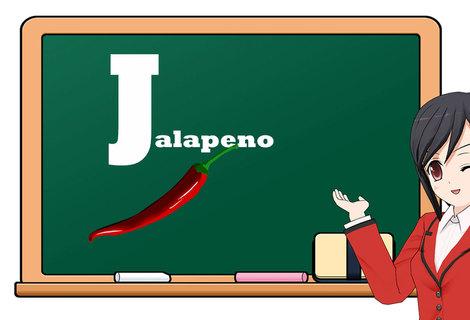 Teacher fruit j