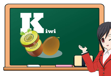 Teacher fruit k
