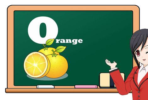 Teacher fruit o
