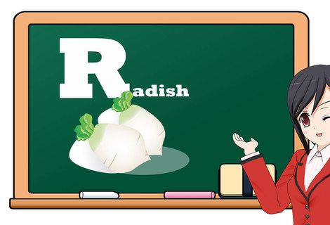 Teacher fruit r