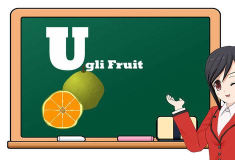 Teacher fruit u