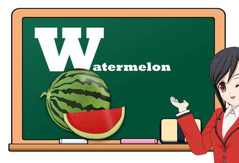 Teacher fruit w