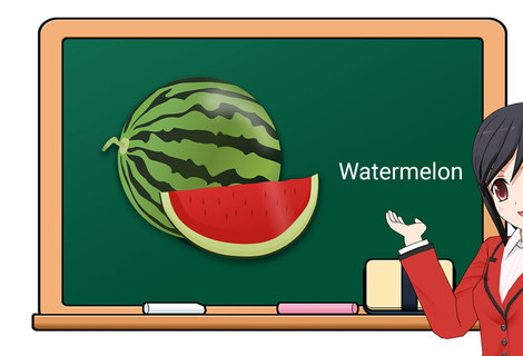 Teacher watermelon