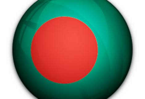 Flag of bangladesh
