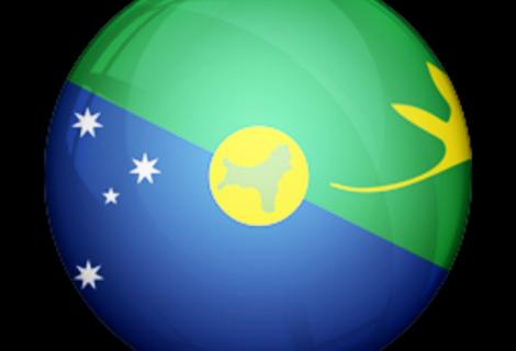 Flag of christmas islands