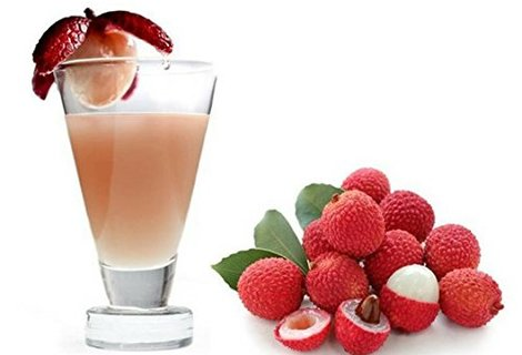 Lychee juice