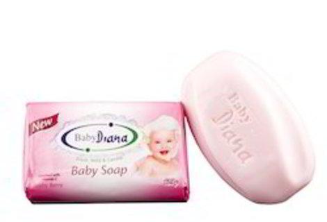 Baby soap 250x250