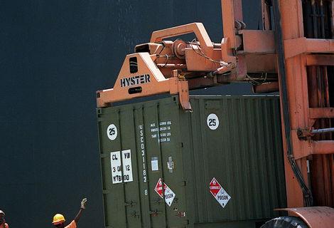 Dock worker